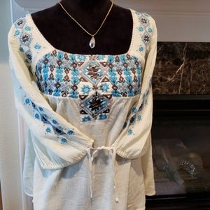 Free People Blouse size 6